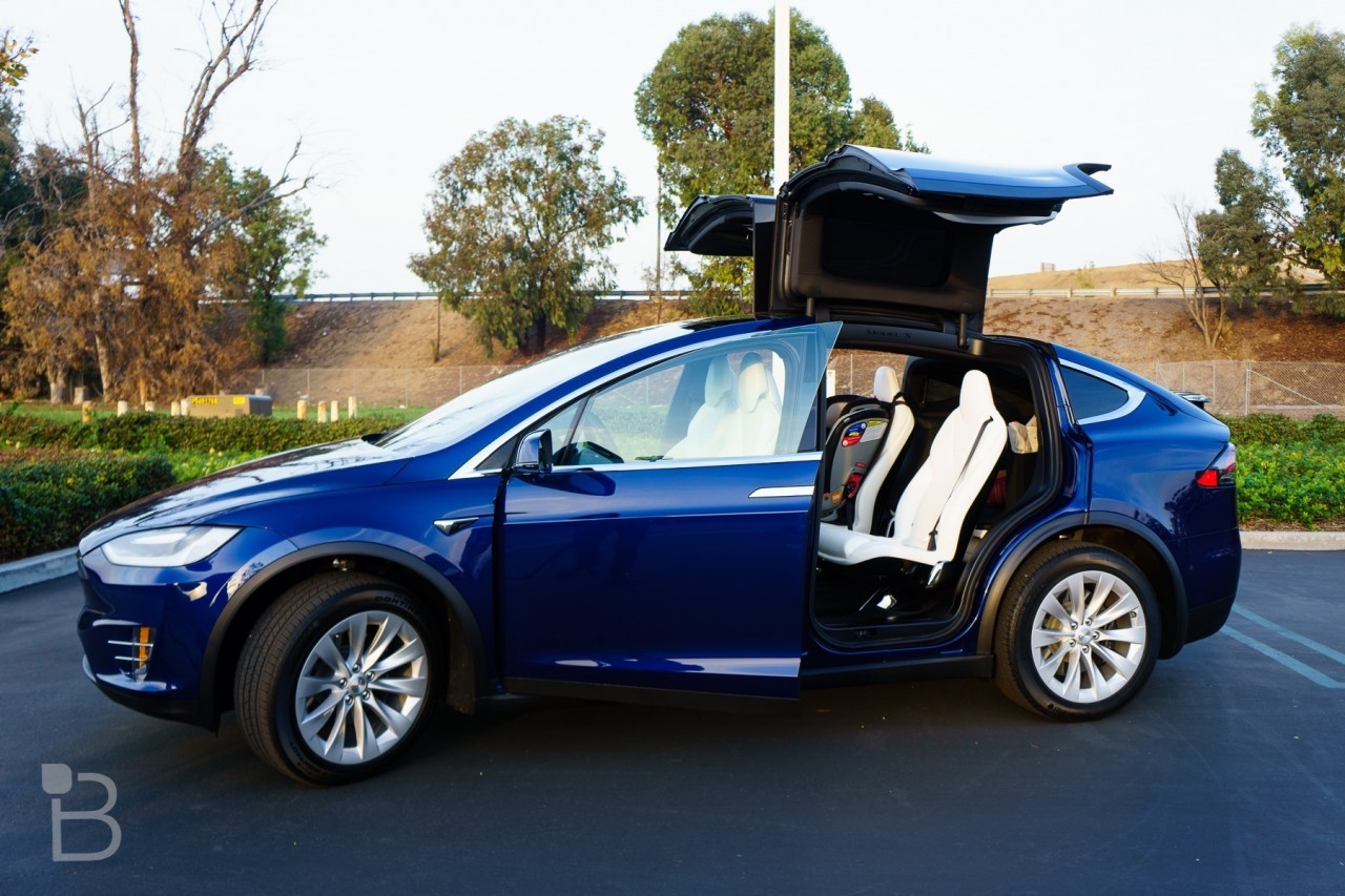 Tesla Model Y 2018 года