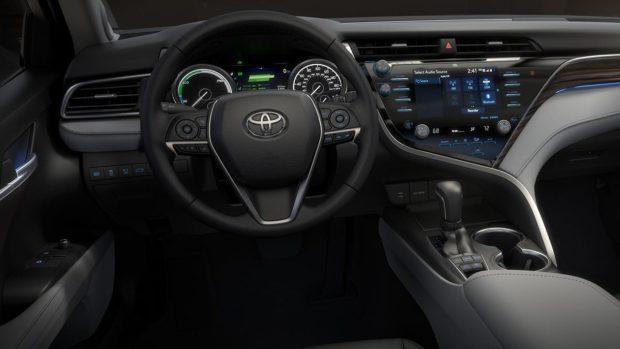 Toyota Sienna 2018 года
