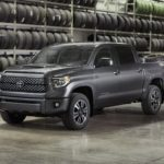 Toyota Tundra 2018 года