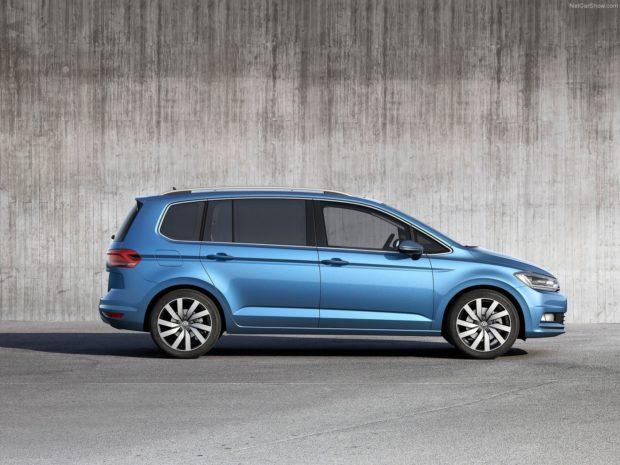 Volkswagen Cross Touran 2018