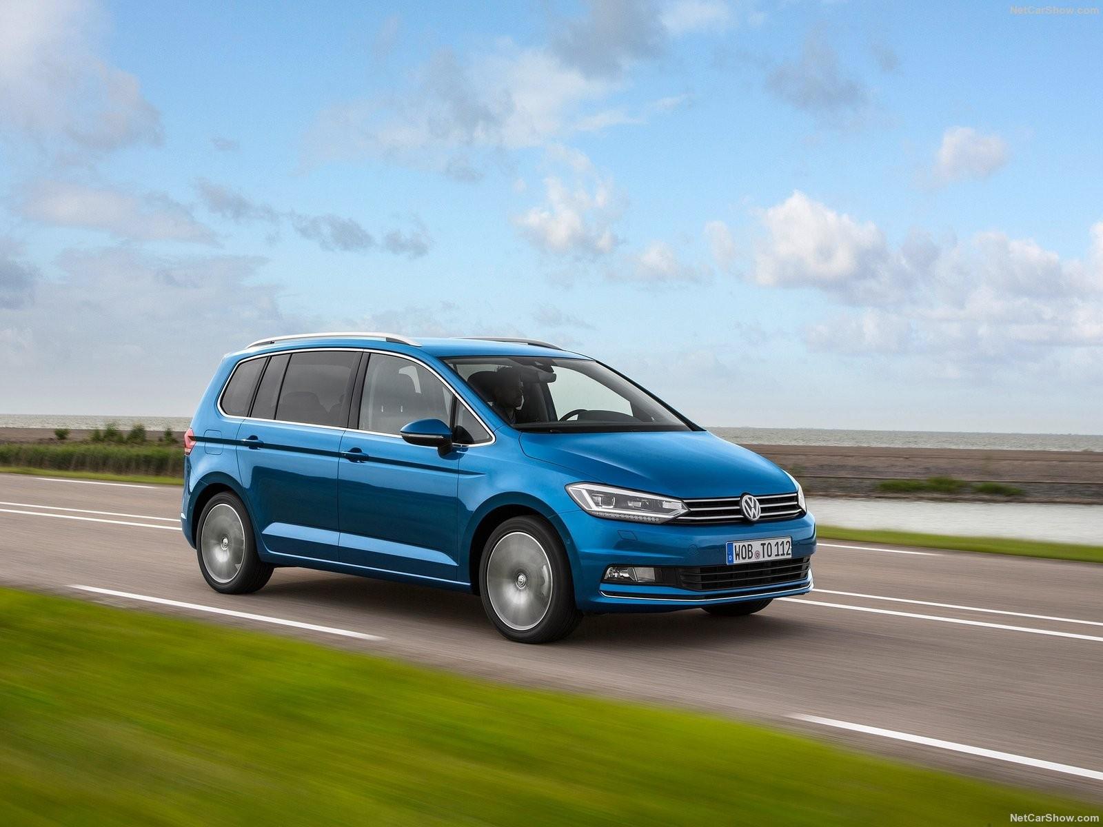 Volkswagen CrossTouran 2018