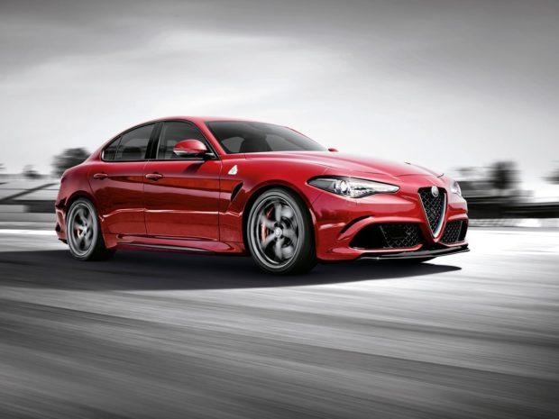 Alfa Romeo Alfetta 2018