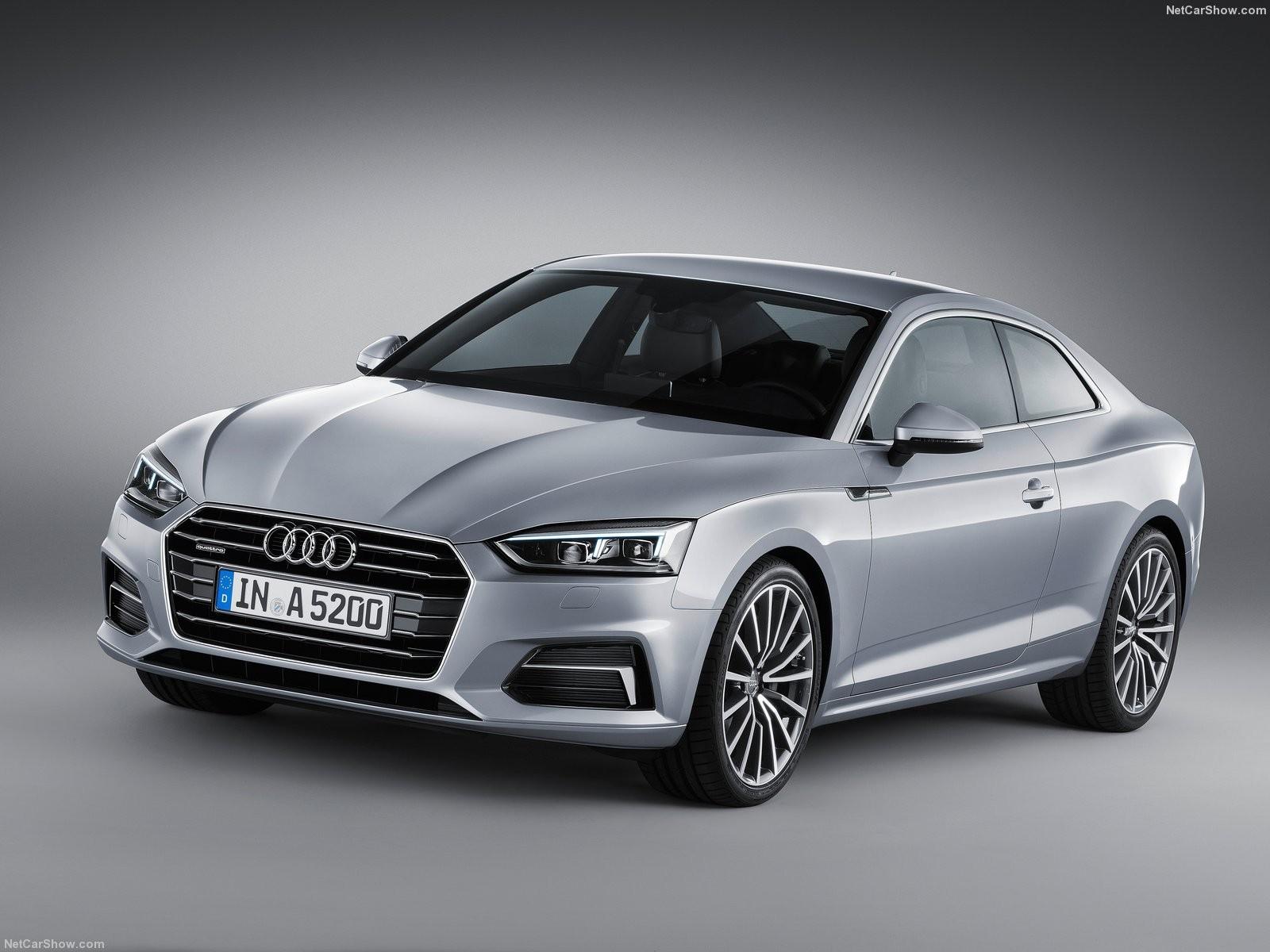 Смотри! Audi S5 2019 года