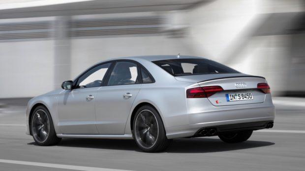 Audi S8 2018