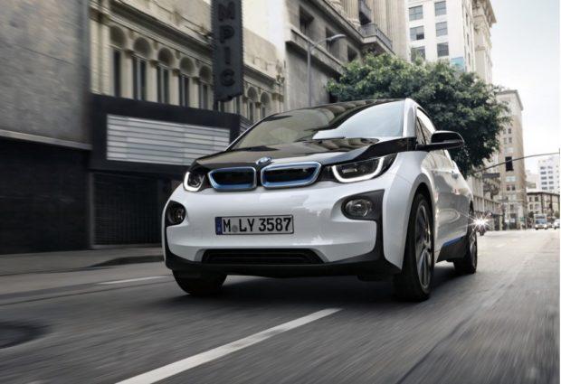 BMW i3 2018 года
