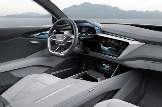 Audi Q6 E-Tron 2018