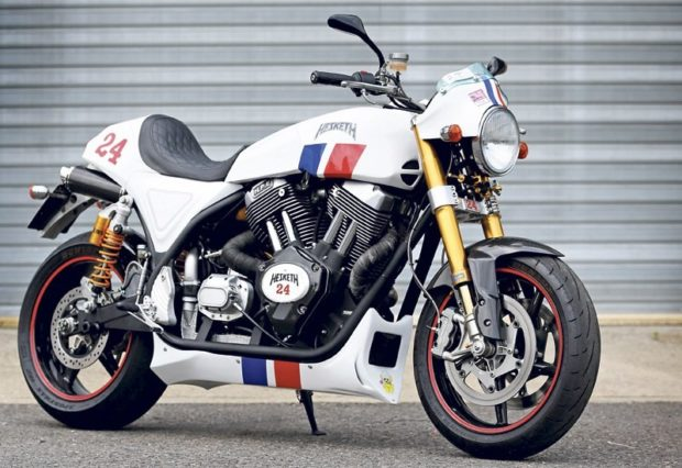 Hesketh Valiant 2018