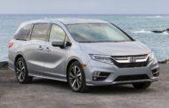 Honda Odyssey 2018 года: долгожданное обновление минивэна