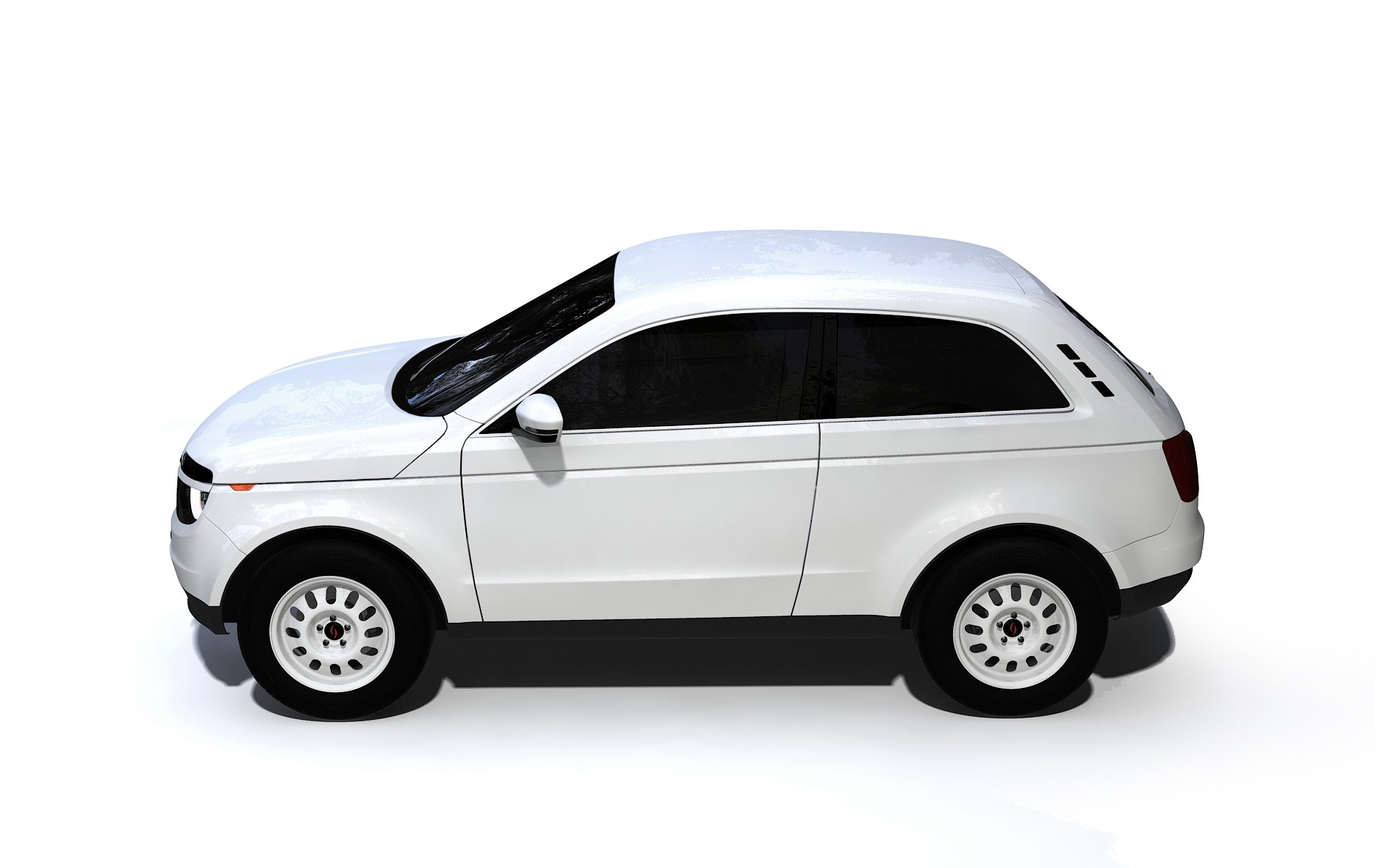 Смотри! Lada 4X4 2018 года