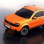 Lada 4X4 2018