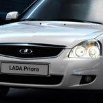 Lada Priora 2018