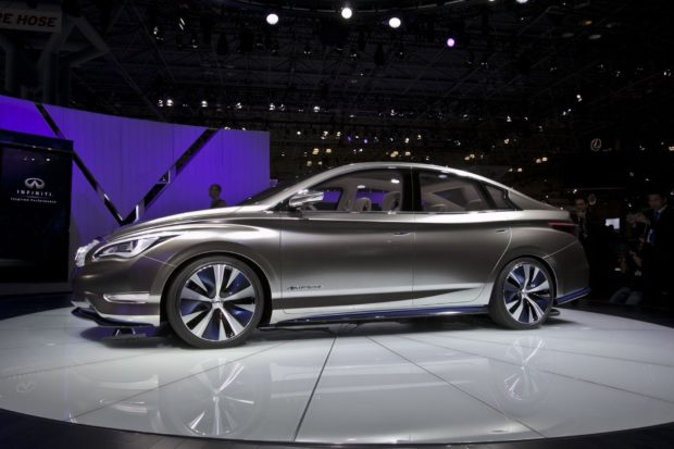 Nissan Infiniti LE 2018