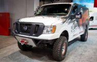 Nissan NV Cargo X 2018 года: новый внедорожный фургон