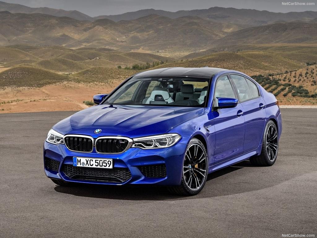 BMW M5 2018 года - компания представила обновленную версию седана || BMW M5 2018 года - компания представила обновленную версию седана