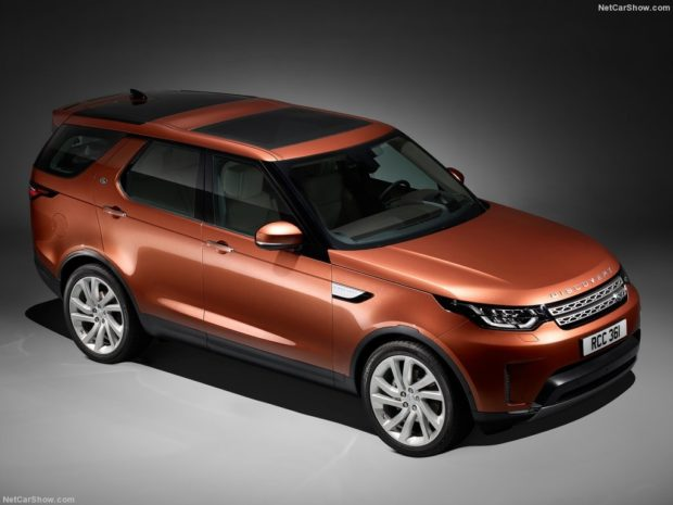 Land Rover Discovery 2018 года
