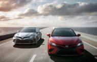 Новое поколение седана Toyota Camry 2018 года