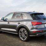 Audi Q5 2018 года