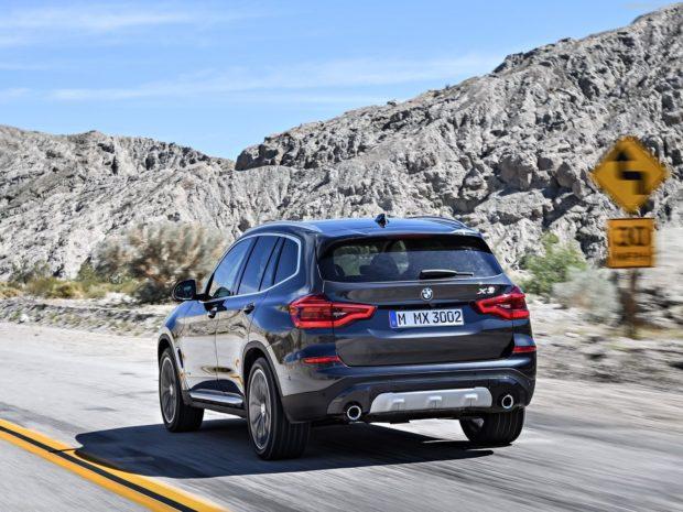BMW X3 2018 года