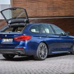 BMW 5-Series Touring 2018
