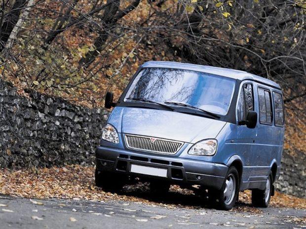 микроавтобус Соболь