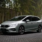 Honda Jade 2018