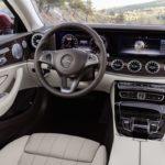 Mercedes-Benz E-class Coupe 2018