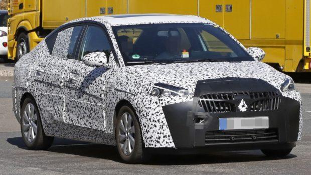 Opel Corsa Sedan 2018
