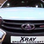 Lada XRAY Sport 2018