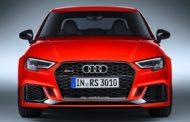 Новый Audi RS3 2018 модельного года