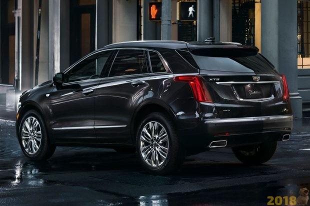 Cadillac XT3 2018