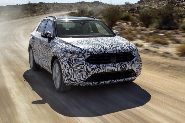 Volkswagen T-ROC 2018 года