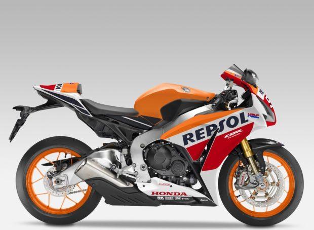 Смотри! Honda RVF 1000 2018 модельного года