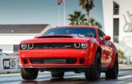 Новый спорткар Dodge Challenger SRT Demon 2018 года