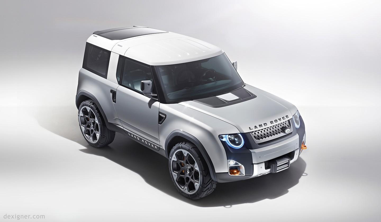 Смотри! Land Rover Defender 2019 модельного года
