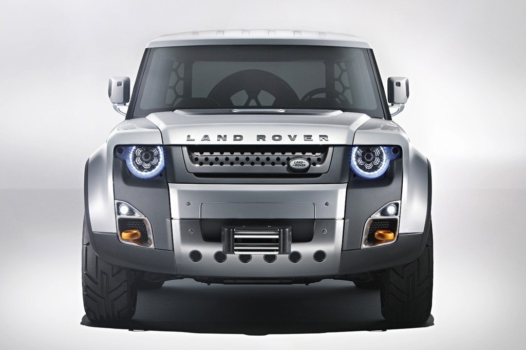Смотри! Land Rover Defender 2019 модельного года рекомендации