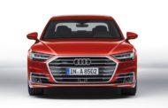 Обновленная Audi A8 2018 модельного года