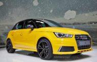 Обновленный Audi S1 2018 модельного года