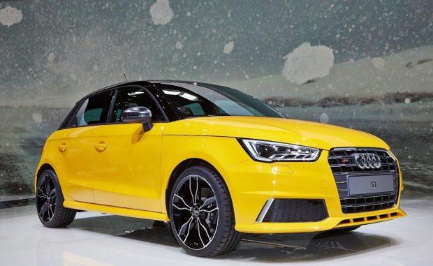 Audi S1 2018