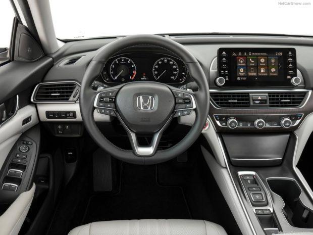 Honda Accord 2018