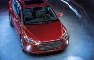 Обновленный Hyundai Elantra 2018 года