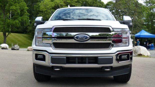 Ford F-150 Raptor 2018