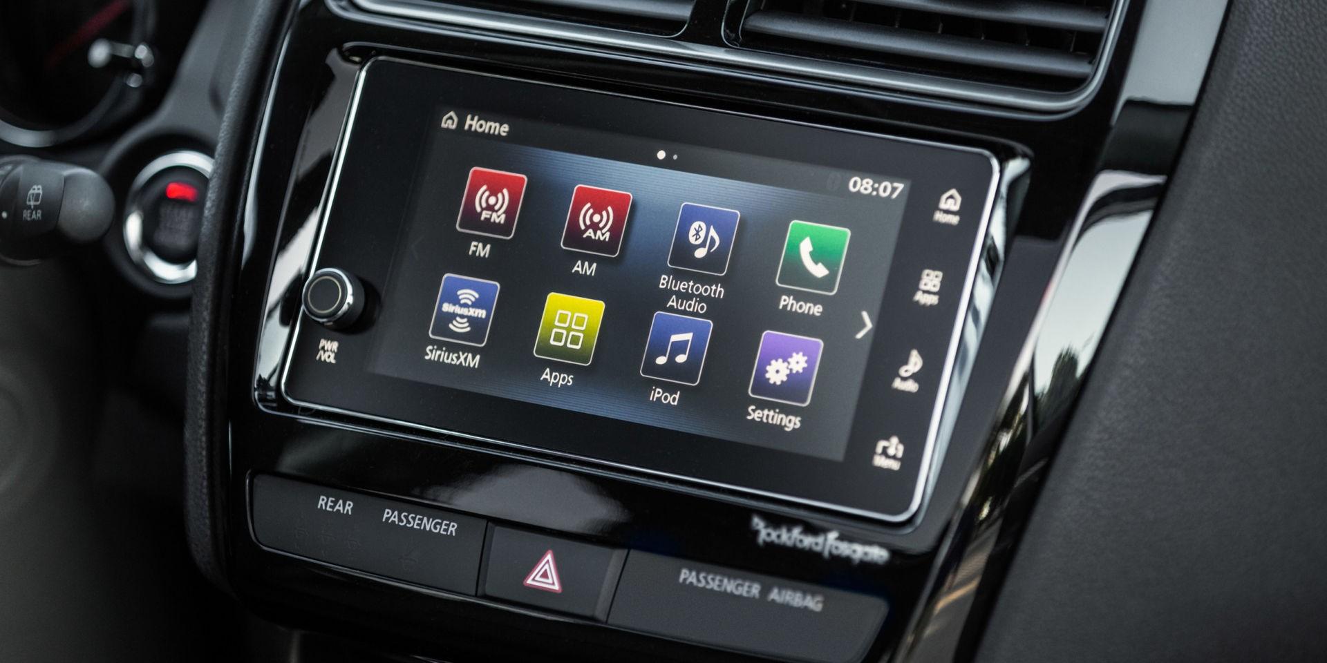 Смотри! Обновленный внедорожник Mitsubishi ASX 2019 модельного года