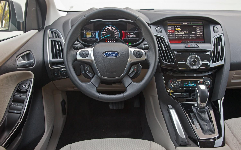 Смотри! Ford Focus 4 2019 модельного года