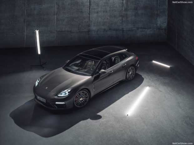 Porsche Panamera Sport Turismo (2018)