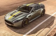 Премиальный спорткар Aston Martin Vantage 2018 модельного года