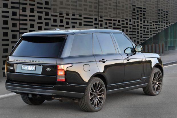 Range Rover Vogue 2018