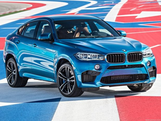 Смотри! BMW X6 2018 модельного года