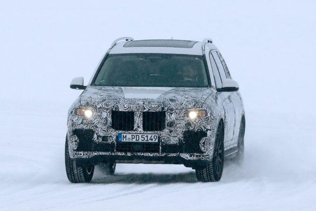BMW X7 2018