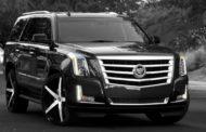 Рестайлинг Cadillac Escalade в 2018 году