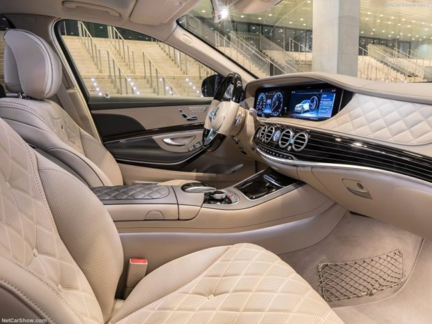 Mercedes S-Class Maybach 2018